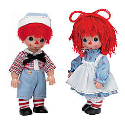 Precious Moments® Timeless Traditions Raggedy Ann and Andy Doll Collection