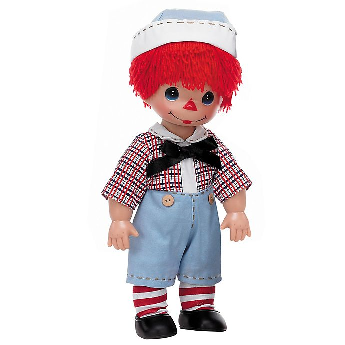 Alternate image 1 for Precious Moments® Timeless Traditions Raggedy Andy Doll
