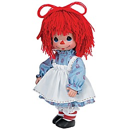Precious Moments® Timeless Traditions Raggedy Ann Doll