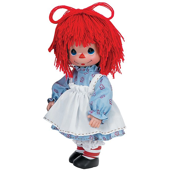 Alternate image 1 for Precious Moments® Timeless Traditions Raggedy Ann Doll