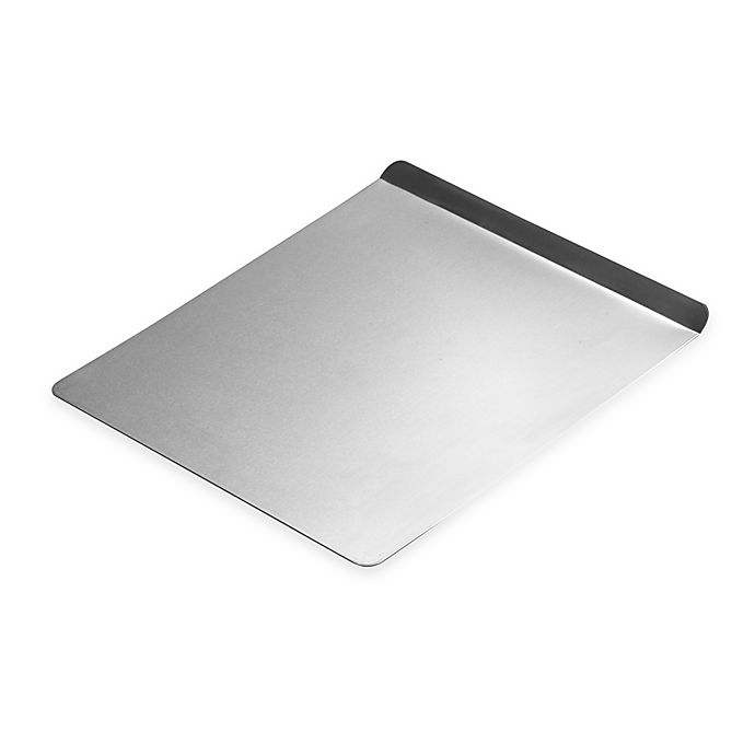 Alternate image 1 for AirBake® Ultra™ 20-Inch x 15.5-Inch Mega Insulated Aluminum Cookie Sheet