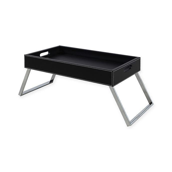 Alternate image 1 for Folding Bed Tray
