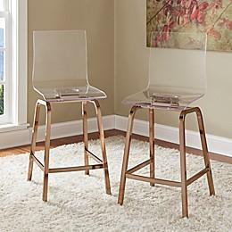 iNSPIRE Q® Ithaca Swivel Chair (Set of 2)