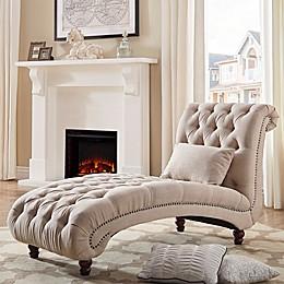 iNSPIRE Q® Nottingham Grand Chaise Lounge