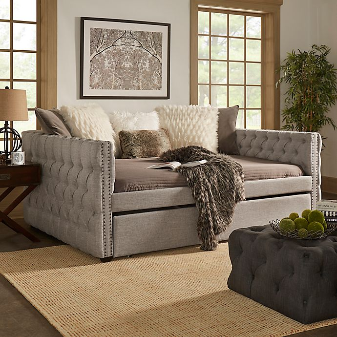 Alternate image 1 for iNSPIRE Q® Cambria Daybed with Trundle