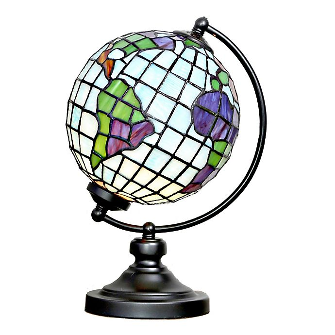 River Of Goods Round Globe Table Lamp Bed Bath Beyond