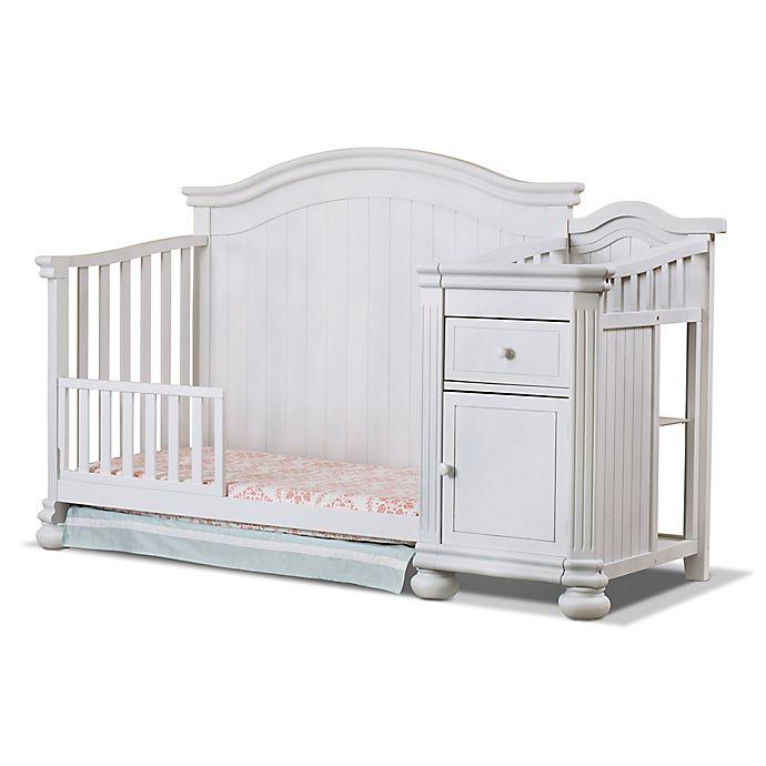 Sorelle Finley Toddler Guard Rail In White