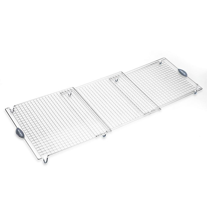 Alternate image 1 for Real Simple® 3-In-1 Expandable Cooling Rack