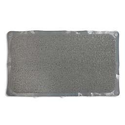 Bath Carpet Ultra Shower Mat With Anti Slip Backing In Grey