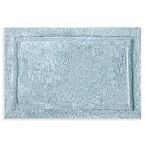 Grund® Organics Asheville 17-Inch x 24-Inch Bath Rug in Denim Blue