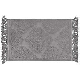 Ricardo Cotton Fringe Bath Rug