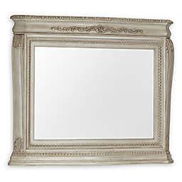Kingsley Wessex Wall Mirror in Seashell