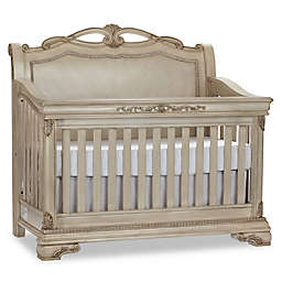 Kingsley Wessex 4-in-1 Convertible Crib in Seashell