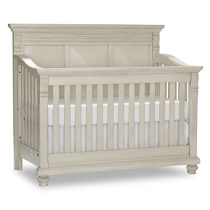 Kingsley Sedona 4 In 1 Convertible Crib Vintage Ivory