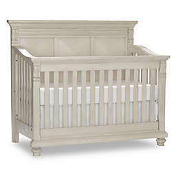 Kingsley Sedona 4-in-1 Convertible Crib in Vintage Ivory