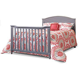 Sorelle Model 221 Full-Size Bed Rails Conversion Kit in Grey
