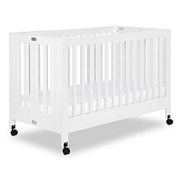 Babyletto Maki Full Size Portable Crib in White