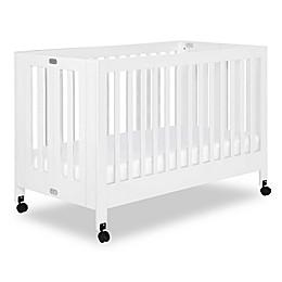 Babyletto Maki Full Size Portable Crib in White