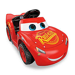 Fisher Price Wheels Lightning Mcqueen