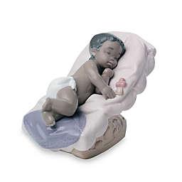 Nao® Treasured Memories Dream Little Girl Porcelain African American Figurine