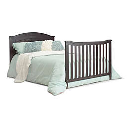 Sorelle Model 221 Full-Size Bed Rails Conversion Kit in Espresso