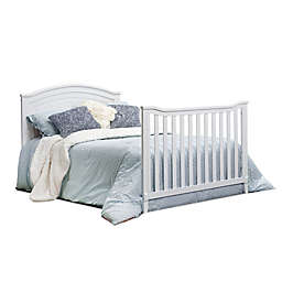 Sorelle Brittany Adult Guardrail in White