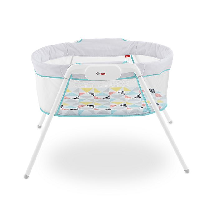 Alternate image 1 for Fisher-Price® Stow 'n Go Bassinet