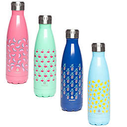 Manna Vogue® Double Wall 17 oz. Stainless Steel Water Bottle