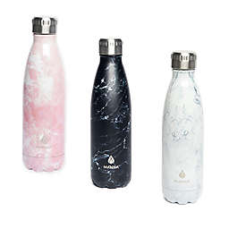 Manna™ Vogue® 17 oz. Stainless Steel Double Wall Water Bottle