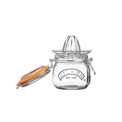 Kilner® Clip Top Jar with Juicer Set