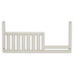 Kingsley Sedona Toddler Guard Rail in Vintage Ivory