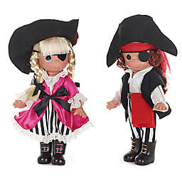 """Precious Moments® 9-Inch The Doll Maker """"I Found My Treasure in You"""" Pirate Doll"""