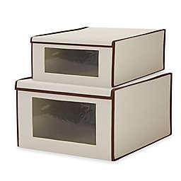 Household Essentials® Drop Front Storage Box