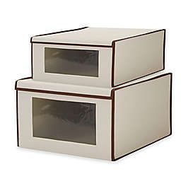 Household Essentials® Drop Front Storage Box