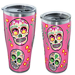 Tervis® Scattered Sugar Skulls Stainless Steel Tumbler with Lid