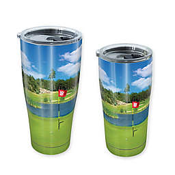 Tervis® Golf Course Scene Stainless Steel Tumbler with Lid