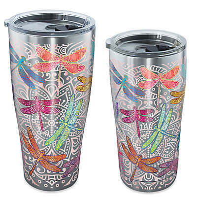 Tervis® SIC® Dragonfly Mandala Stainless Steel Tumbler with Lid
