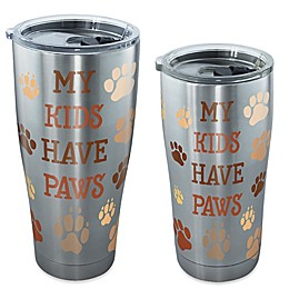 Tervis® My Kids Have Paws Stainless Steel Tumbler with Lid