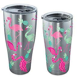 Tervis® Flamingo Pattern Stainless Steel Tumbler