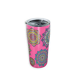Tervis® Colorful Mandalas 20 oz. Stainless Steel Tumbler with Lid