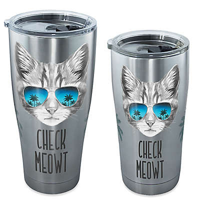 Tervis® Check Meowt Stainless Steel Tumbler with Lid