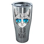 Tervis® Check Meowt 30 oz. Stainless Steel Tumbler with Lid