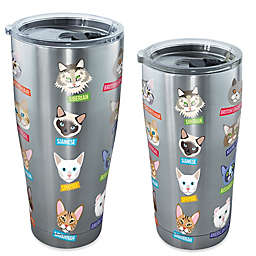 Tervis® Flat Art Cat Stainless Steel Tumbler with Lid