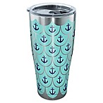Tervis® Great Outdoors Anchor Scallop 30 oz. Tumbler with Lid in Stainless Steel