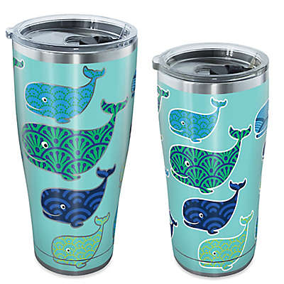 Tervis® Whale Pattern Stainless Steel Tumbler with Lid