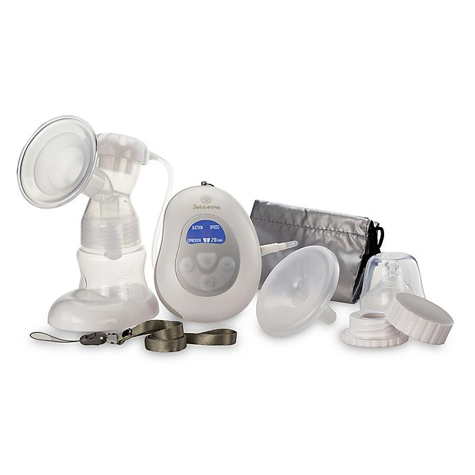 Alternate image 1 for BelleMa Mango Plus Single Electric Breastpump