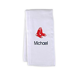Designs by Chad and Jake MLB Boston Red Sox Burp Cloth