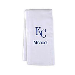 Designs by Chad and Jake MLB Kansas City Royals Burp Cloth