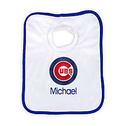 Designs by Chad and Jake MLB Chicago Cubs Bib