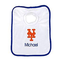 Designs by Chad and Jake MLB New York Mets Bib